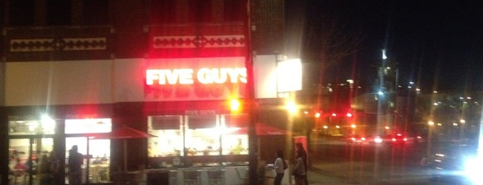 Five Guys Is One Of The 15 Best Places With Gluten Free Food In Chattanooga