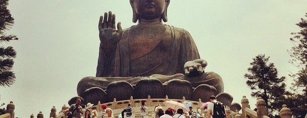 Tian Tan Buddha (Giant Buddha) is one of Hopefully, I'll visit these places one day....