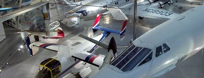 National Air and Space Museum is one of 100 Museums to Visit Before You Die.