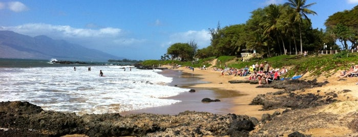 Kamaole Beach Park III is one of Life is a Beach!.