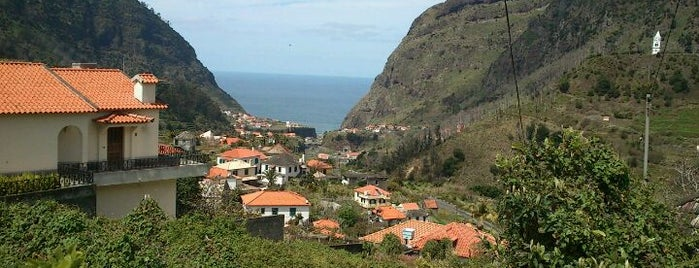 São Vicente is one of Madeira.