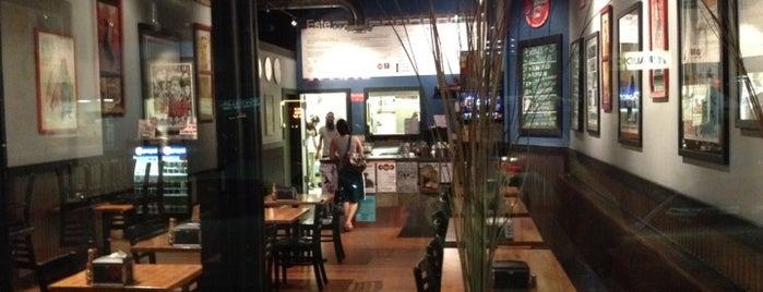 Este Pizzeria is one of SLC.
