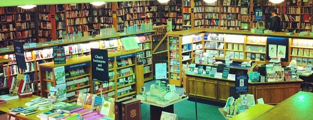 Blackwell's is one of London Favorites.