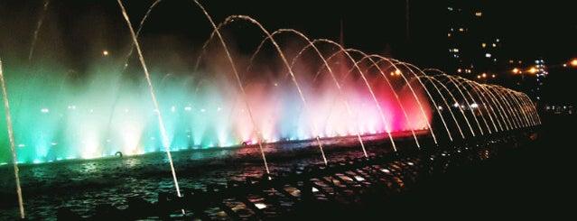 Fuente del Bicentenario is one of Babe.