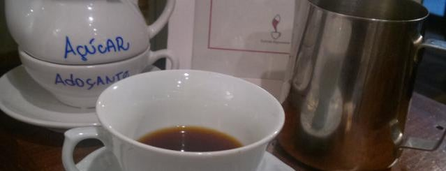 Coffee Lab is one of Cafes Vila Madalena.