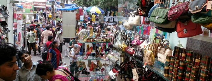 Lajpat Nagar Central Market is one of India North.
