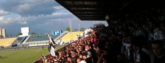 """Стадион """"Лазур"""" (Lazur Stadium) is one of 83'ın Beğendiği Mekanlar."""