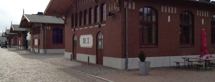 BallinStadt Auswanderermuseum is one of StorefrontSticker #4sqCities: Hamburg.