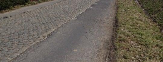 Eikenberg is one of Ronde Van Vlaanderen.