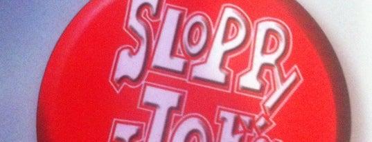Sloppy Joe's is one of Seville.