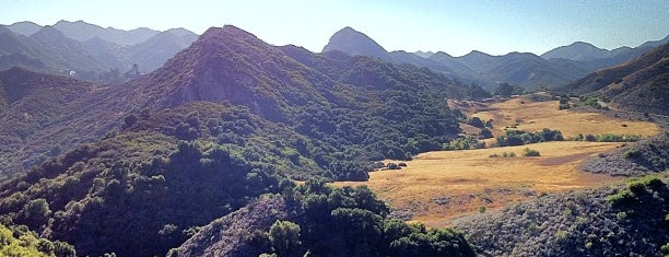Malibu Creek State Park is one of Bollare's Little Black Book: LA Edition.