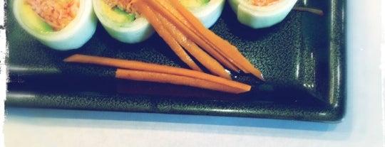 Banzai Sushi is one of Lugares guardados de ash.
