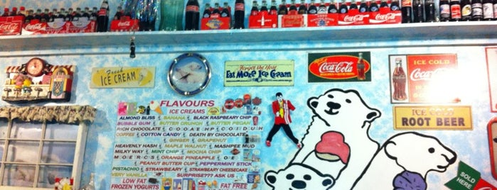 Polar Cave Ice Cream Parlour is one of cape cod.