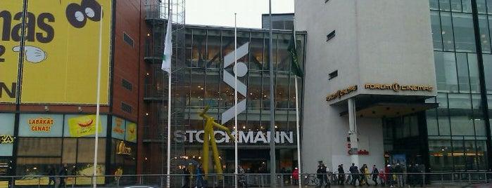Stockmann is one of Korupcijas taka.