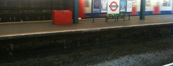 Whitechapel London Underground and London Overground Station is one of Underground Stations in London.