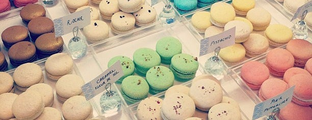 Soirette Macarons & Tea is one of Eat, Drink, + Be Merry.