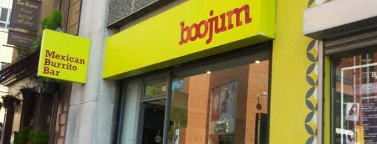 Boojum is one of ★ Belfast.
