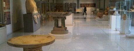 Αρχαιολογικό Μουσείο Ισθμίων is one of Lugares favoritos de Jingyuan.
