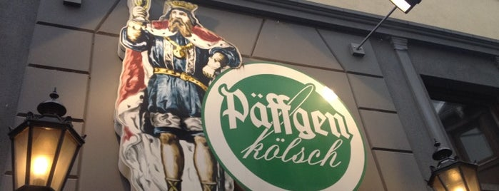 Brauerei zum Pfaffen is one of StorefrontSticker #4sqCities: Köln.