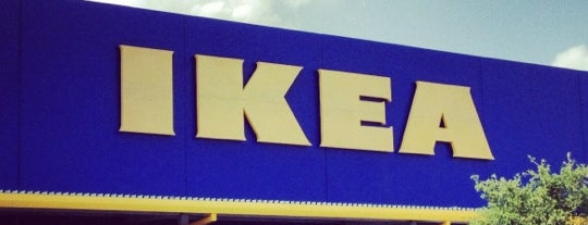 IKEA is one of Know-it-All Round Rock.