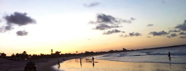 Praia de Santa Rita is one of Silvia 님이 저장한 장소.