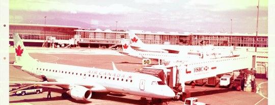 ท่าอากาศยานนานาชาติแวนคูเวอร์ (YVR) is one of AIRPORT.