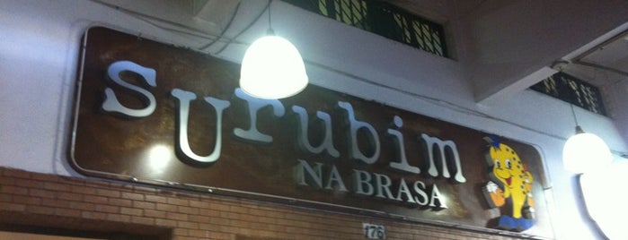 Surubim na Brasa is one of My places.