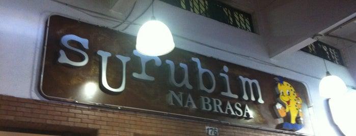 Surubim na Brasa is one of Wayneさんのお気に入りスポット.