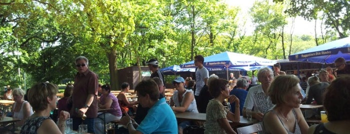 Loretta am Wannsee is one of Biergarten.
