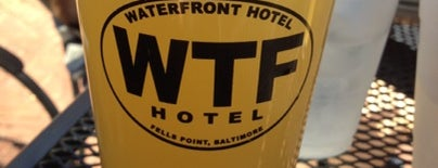 Waterfront Hotel is one of Buy Me A Drank.