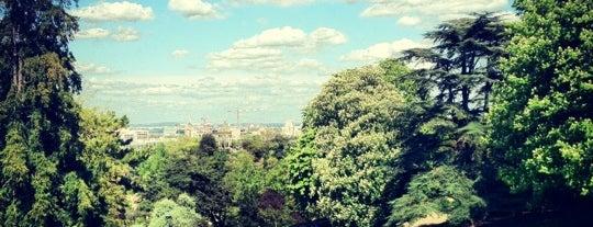 뷔트쇼몽 공원 is one of Paris.