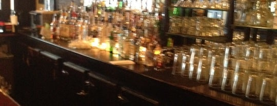 Sharlene's is one of NYC Media Bars.