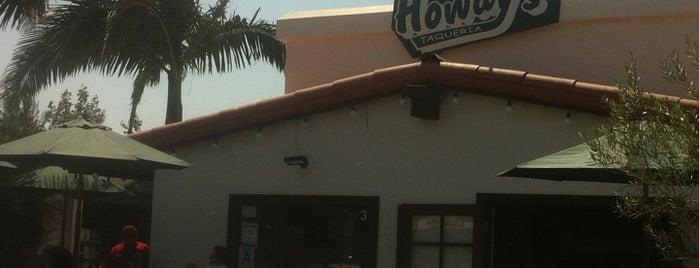 Howdy's Taqueria is one of Malibu.