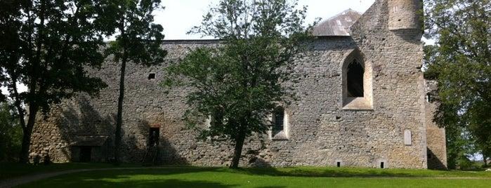 Padise klooster is one of Замки Прибалтики.