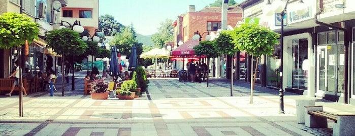 Търговска улица is one of Jana 님이 좋아한 장소.