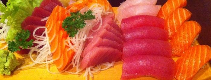 Tanaka Sushi is one of Lugares em Moema.
