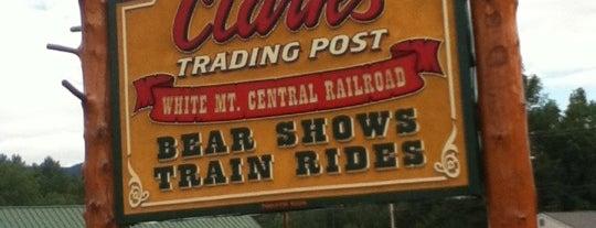 Clark's Trading Post is one of Orte, die Heidi gefallen.