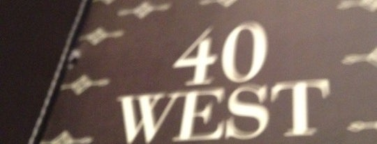 40 West is one of Los buenos, bonitos y caros....
