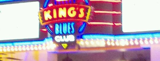 BB King's Blues Club is one of Nightlife/Bars/Breweries that Dont Completely Suck.