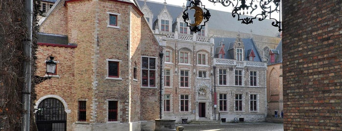 Gruuthusemuseum is one of Bruges.
