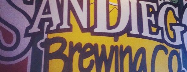 San Diego Brewing Company is one of Trips / San Diego.