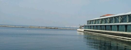 Konak Pier is one of List of Shopping Malls in İzmir.