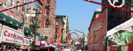 Little Italy is one of Bronx & Manhattan Neighborhoods.