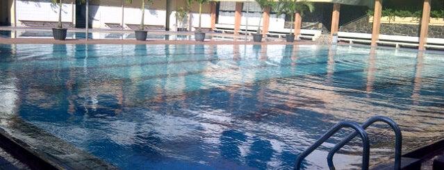 Kolam Renang Bukit Cipaku is one of Rest & Relax @Bandung.