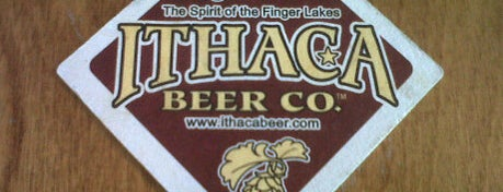 Ithaca Beer Co. Taproom is one of Best Breweries in the World.