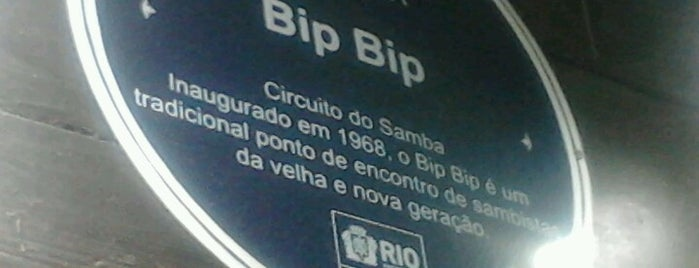 Bip Bip is one of Locais salvos de Mel.