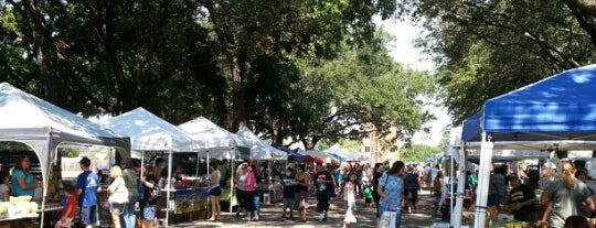 Downtown Farmer's Market is one of Waco Wonderland.