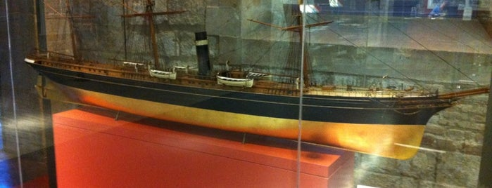 Museu Marítim de Barcelona is one of Barcelona City Guide.
