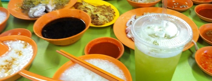 Hong Lim Market & Food Centre 芳林巴刹与熟食中心 is one of Micheenli Guide: Best of Singapore Hawker Food.