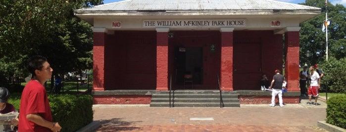 McKinley Park is one of Lieux qui ont plu à Chris.